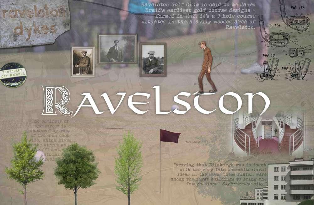 Ravelston Edinburgh Luxury Care Home themed room mood board