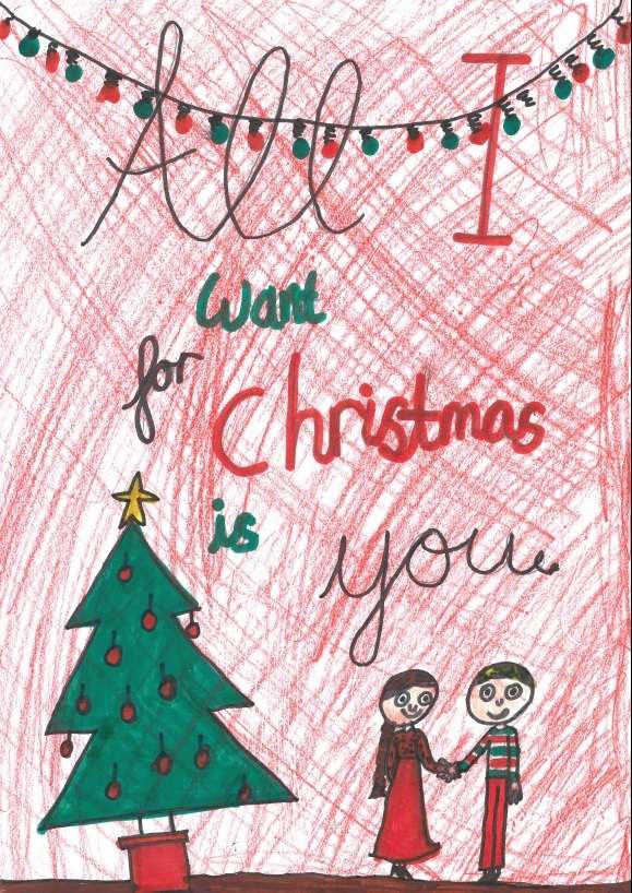 Cramond Residence and local school children team up for charity Christmas card
