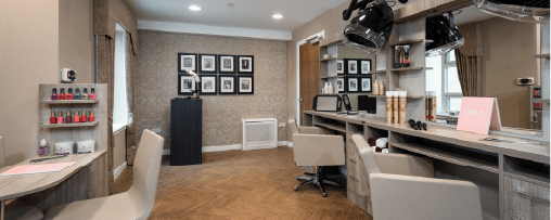 The Hairdressing Room