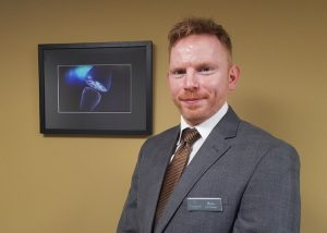 Ross Bijak, our Clinical Care Manager